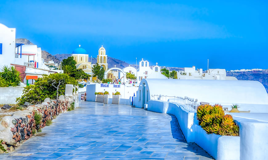 Full Day & Half Day Private Tours in Santorini