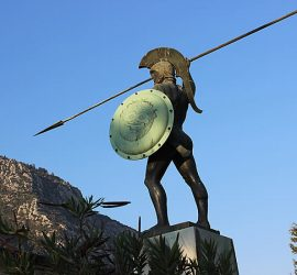 Leonidas - Thermopylae - private tour