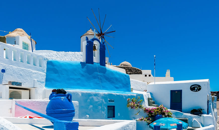 Full Day Private Tour in Santorini