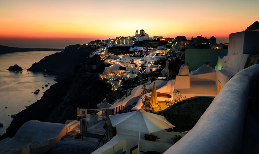 Santorini Sunset Tour