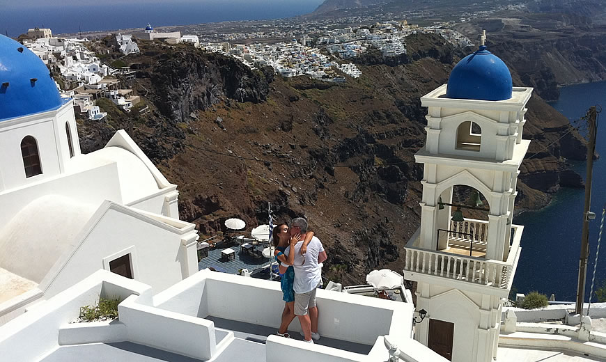 Wedding Planners in Santorini